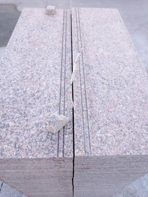 樱花红台阶石